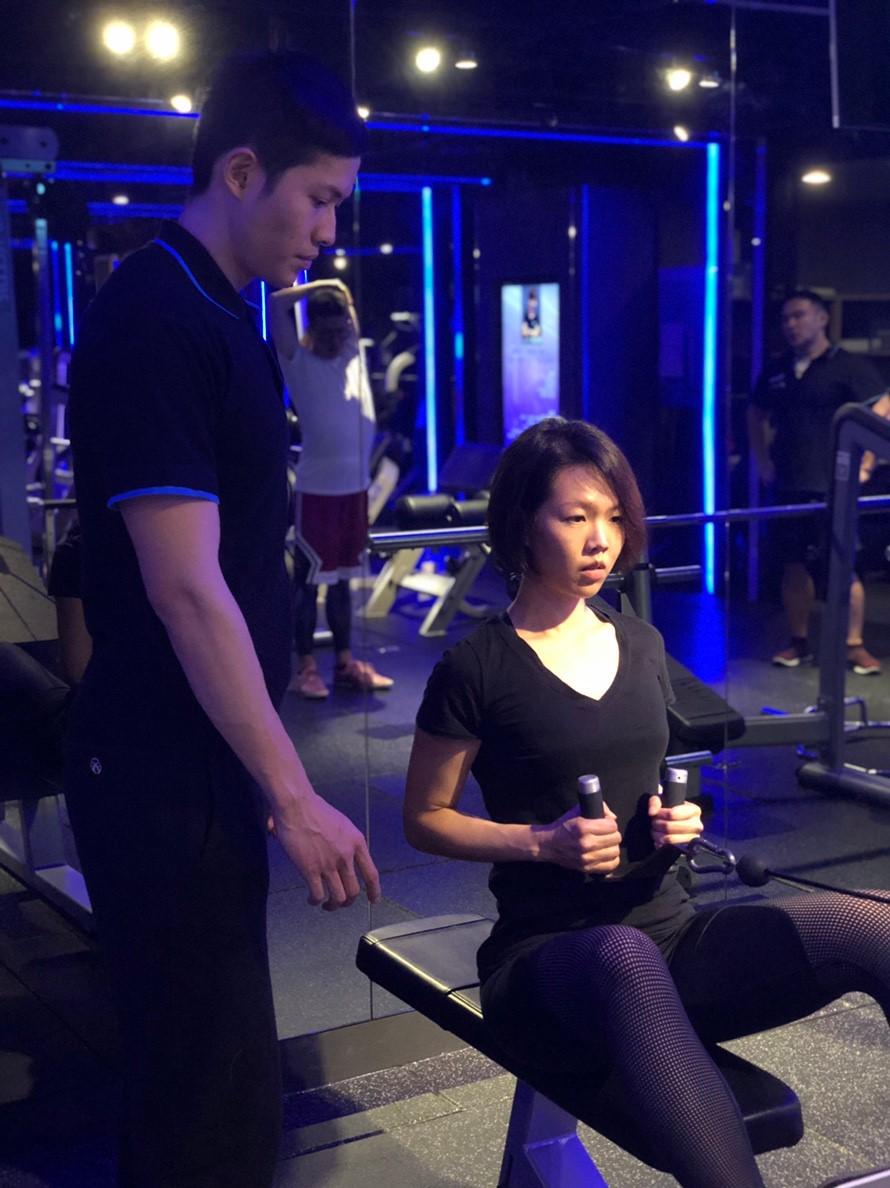 基礎重量訓練